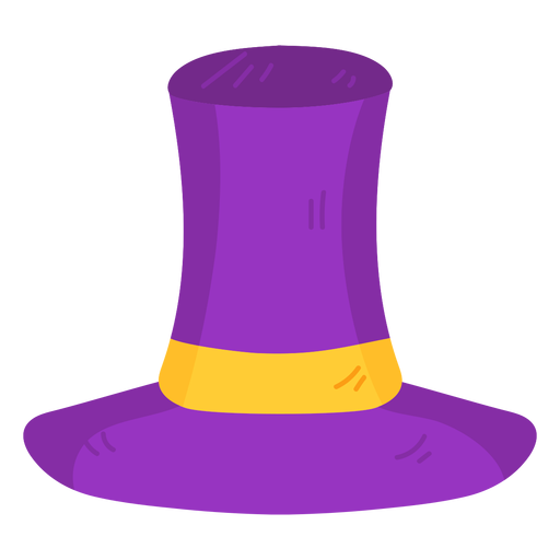 Ribbon hat flat Transparent PNG