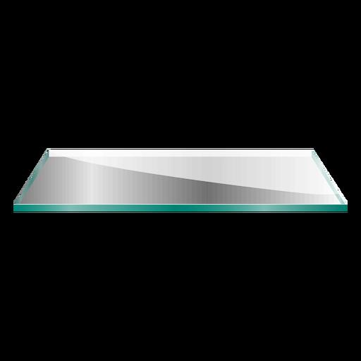 Ilustração de vidro de prateleira Transparent PNG