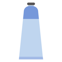 Schlauchkappenfarbe blau flach