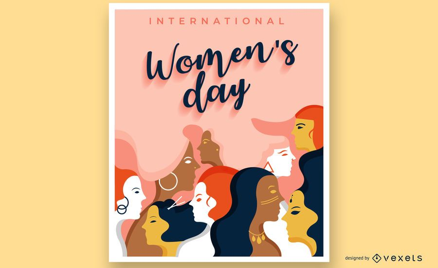 Women's Day Poster Design
