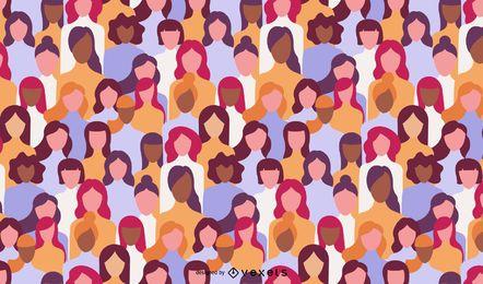 Projeto do teste padrão do dia das mulheres