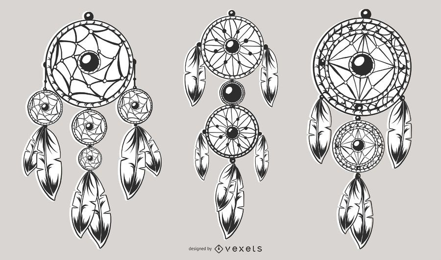 Dream Catcher Design Set