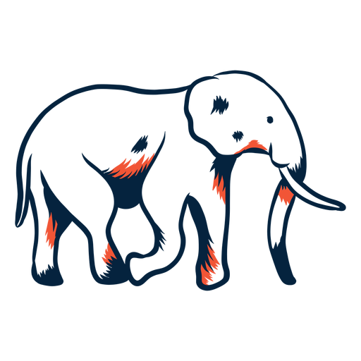 Duotone Elephant Side View Transparent Png Svg Vector File Polish your personal project or design with these elephants transparent png images, make it even more personalized and more attractive. transparent png svg vector file