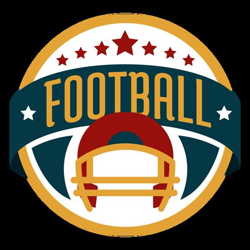 Distintivo de futebol Transparent PNG