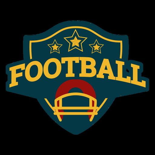 Football emblem badge Transparent PNG
