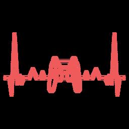 Heartbeat con gamepad