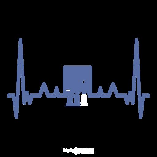 Heartbeat with teacher