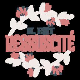 Letras de ressuscitação