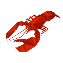 Lobster low poly