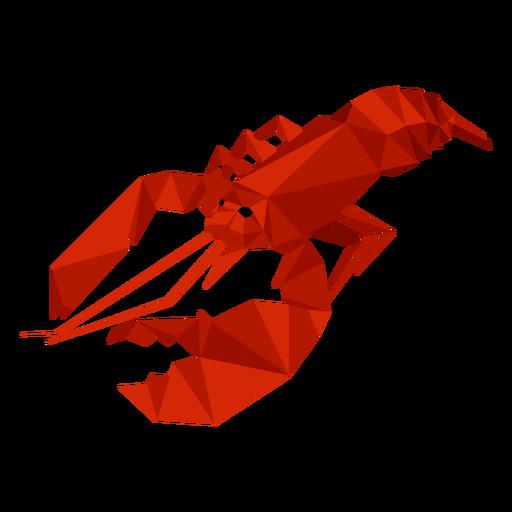 Hummer niedrig Poly Transparent PNG