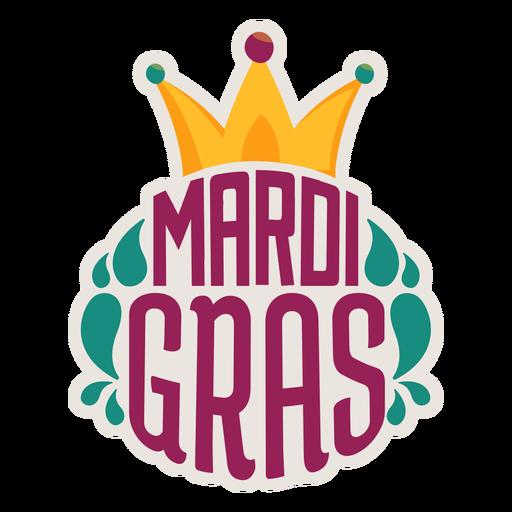 Etiqueta do chapéu do bobo da corte do carnaval Transparent PNG
