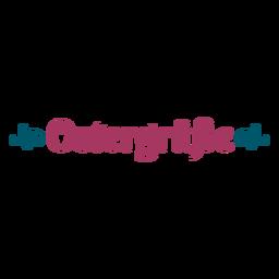 Ostergrusse-Schriftzug