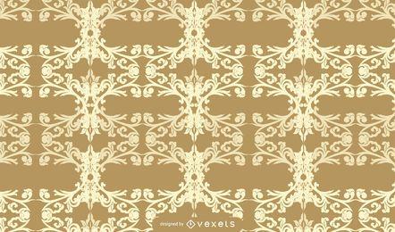 Victorian Pattern Background Design