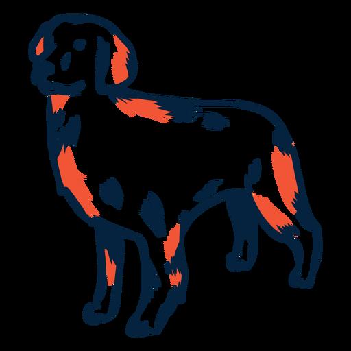 Hundewelpenanschlag Duotone Transparent PNG