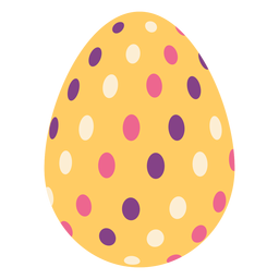 Ovo, páscoa, pintado, páscoa, ovo ovo páscoa, oval, padrão, apartamento