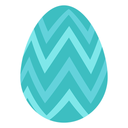 Egg easter painted easter egg easter egg pattern zigzag flat