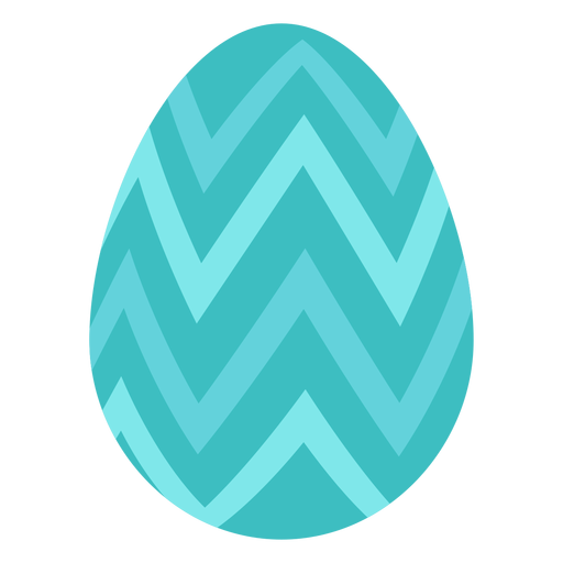 Egg easter painted easter egg easter egg pattern zigzag flat