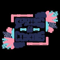 Flor, primavera, é, vinda, broto, pétala, caule, folha, apartamento