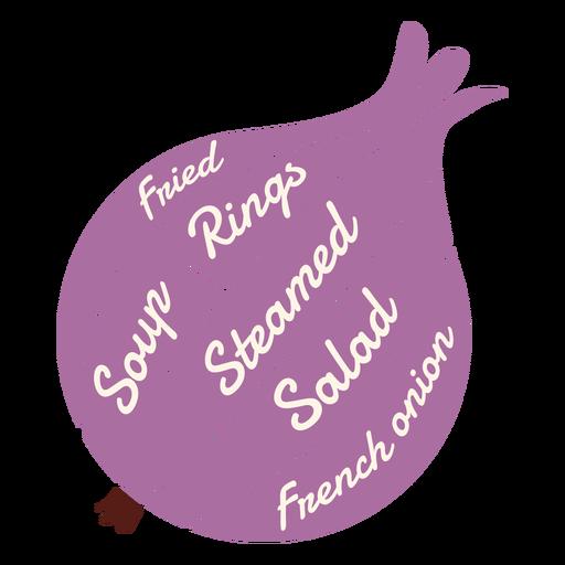 Sopa de cebolla Anillos fritos Ensalada al vapor Cebolla francesa plana Transparent PNG