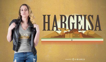Diseño de camiseta Hargeisa