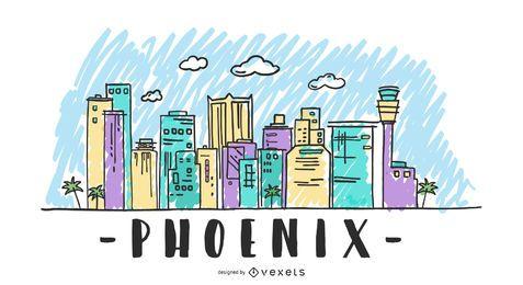 EUA Phoenix Skyline Design