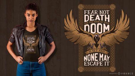 Viking Fear T-Shirt Design