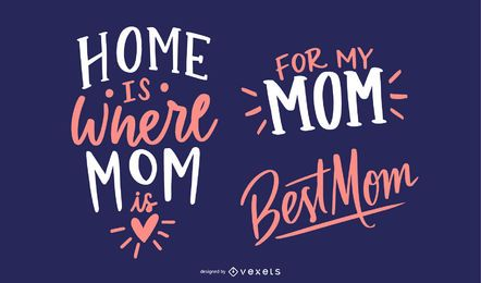 Mother's Day Greeting Design