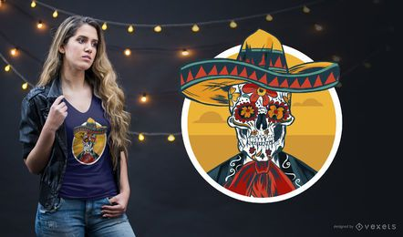 5 de Mayo T-Shirt Design