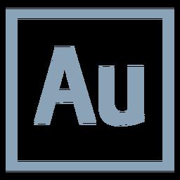 Icono de audición au