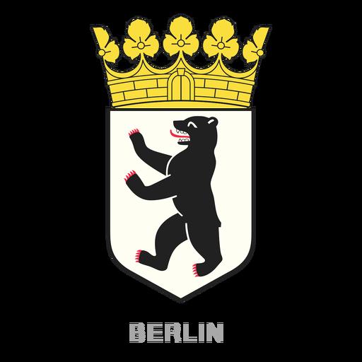 Cresta de berlin