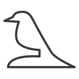 Pássaro bico pombo corvo divindade acidente vascular cerebral