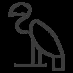 Vogel Göttlichkeit Hals Schnabel Flügelschlag