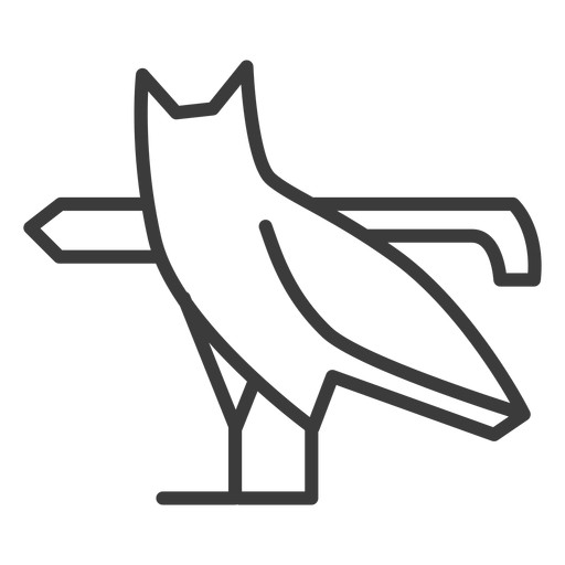 Bird leg wing owl eagle owl divinity stroke Transparent PNG