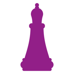 Bishop chess silhouette