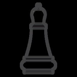 Obispo de ajedrez