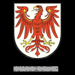 Cresta del estado de Brandenburgo