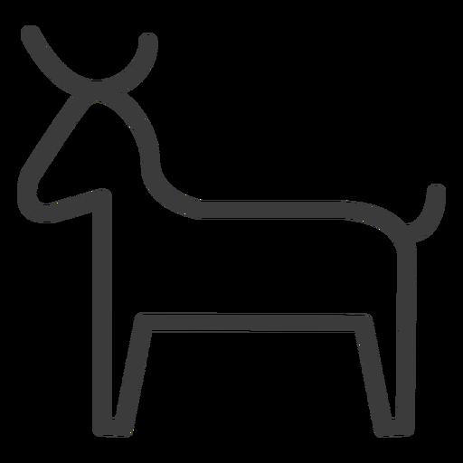 Touro vaca chifre gado cauda traço da divindade Transparent PNG