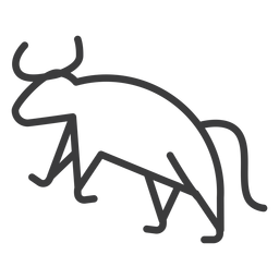 Touro cauda vaca animal isis chifre divindade acidente vascular cerebral