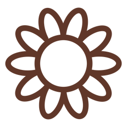 Camomila flor girassol pétala áster acidente vascular cerebral