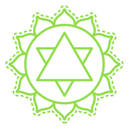 Chakra-Anahata-Symbol