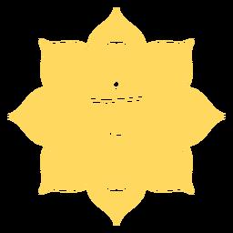 Icono de chakra manipura