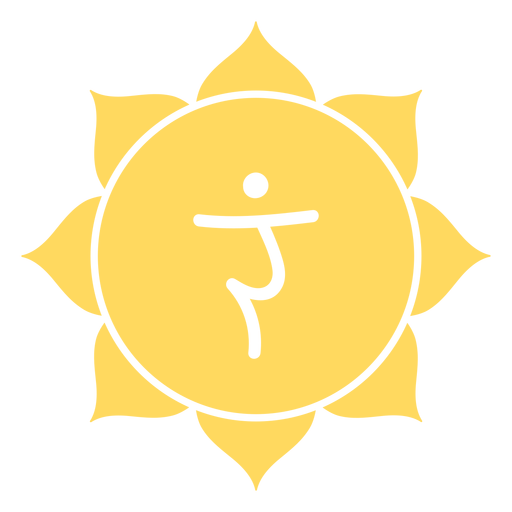 Chakra manipura icon Transparent PNG