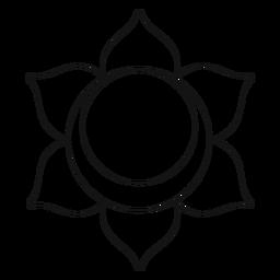Chakra Svadhishthana-Symbol