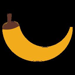 Paprikapfeffer gelb flach