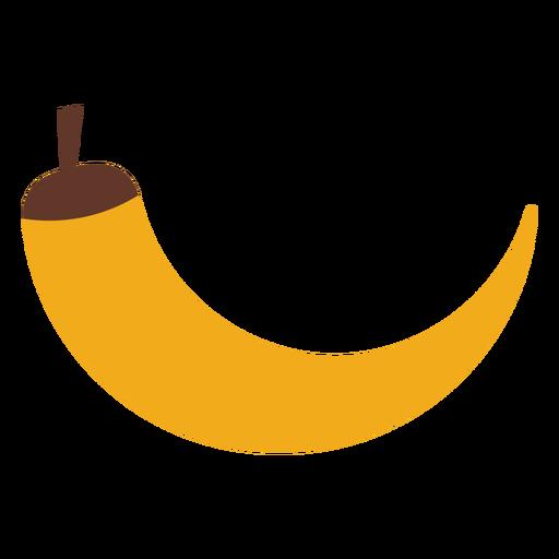 Chilli pimenta amarela plana Transparent PNG