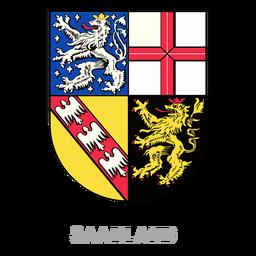 Brasão da província alemã