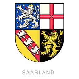 Crest of german province