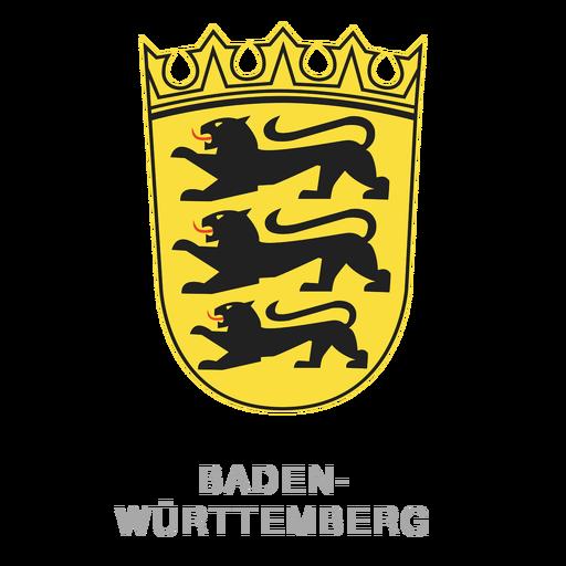 Crest of german state Transparent PNG