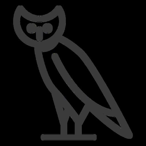 Göttlichkeitsvogeladler-Eulenflügelschlag Transparent PNG