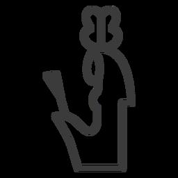 Divinity crown scepter sceptre stroke